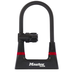 Masterlock 8279 Bügelschloss 14 mm x 210 mm x 104 mm schwarz